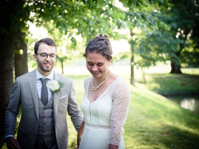 Le mariage de Quentin et Marine à Saint-Rémy-lès-Chevreuse, Yvelines 37