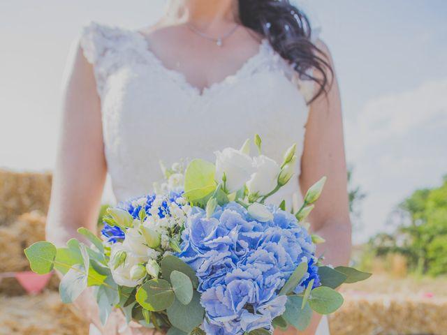 Le mariage de Damien et Agnès à Saint-Jean-d'Angély, Charente Maritime 8