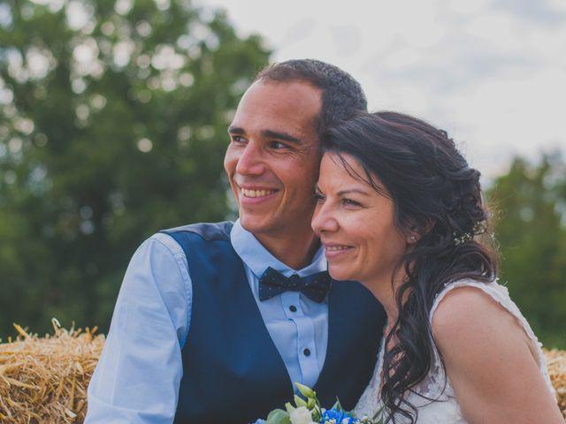 Le mariage de Damien et Agnès à Saint-Jean-d'Angély, Charente Maritime 9