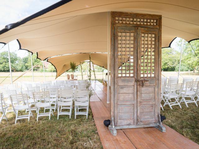 Le mariage de Emmanuel et Erika à Montireau, Eure-et-Loir 11