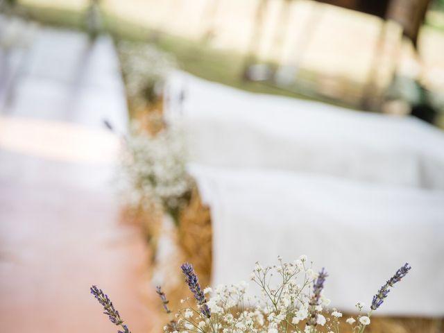 Le mariage de Emmanuel et Erika à Montireau, Eure-et-Loir 12