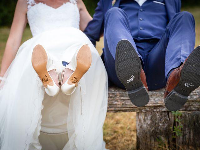 Le mariage de Emmanuel et Erika à Montireau, Eure-et-Loir 19