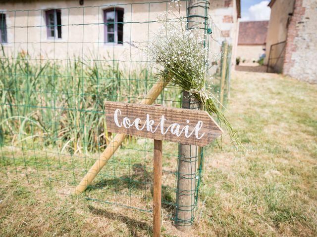 Le mariage de Emmanuel et Erika à Montireau, Eure-et-Loir 23
