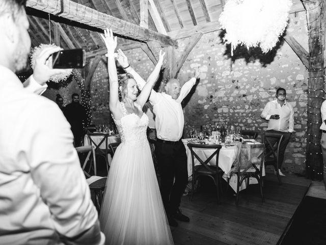 Le mariage de Emmanuel et Erika à Montireau, Eure-et-Loir 27