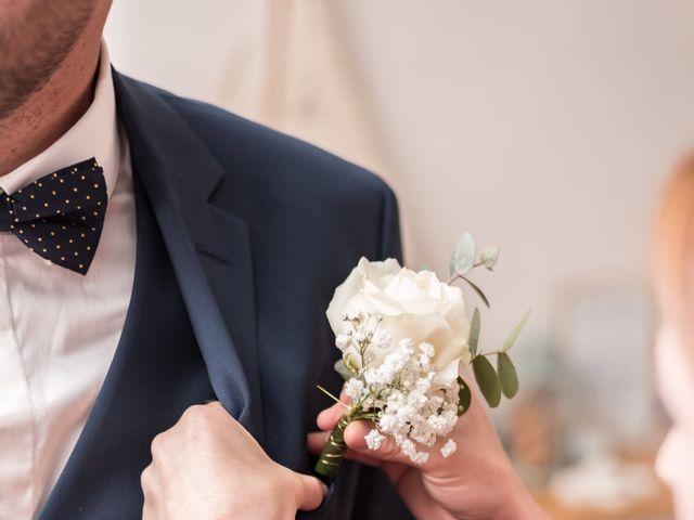 Le mariage de David et Morgane à Osthoffen, Bas Rhin 25