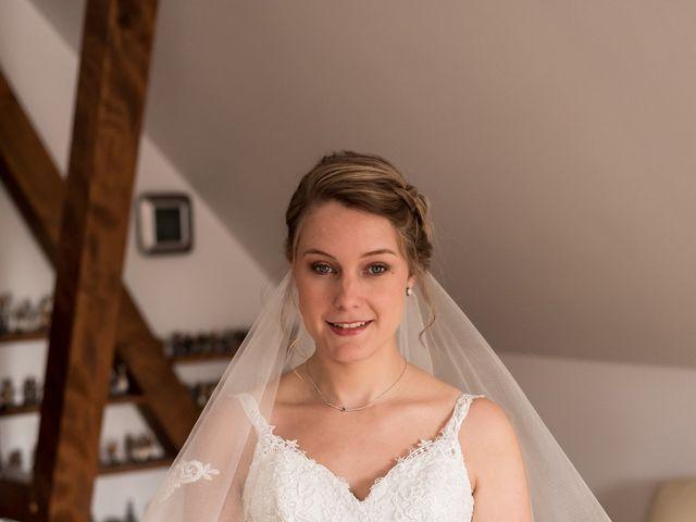 Le mariage de David et Morgane à Osthoffen, Bas Rhin 50