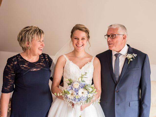 Le mariage de David et Morgane à Osthoffen, Bas Rhin 51