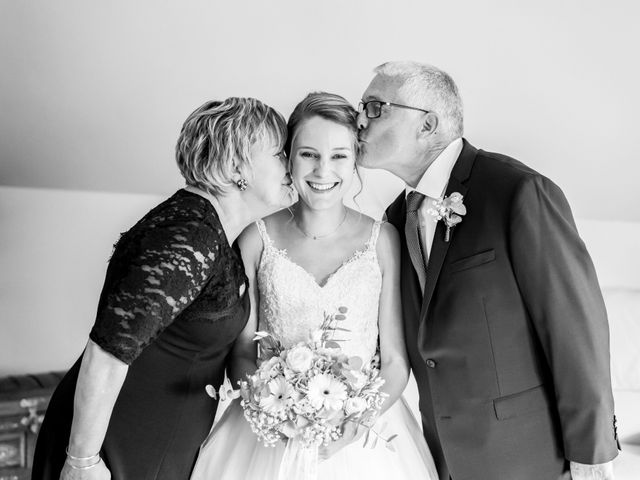 Le mariage de David et Morgane à Osthoffen, Bas Rhin 52
