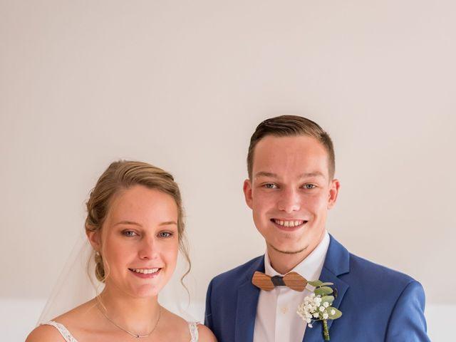 Le mariage de David et Morgane à Osthoffen, Bas Rhin 54