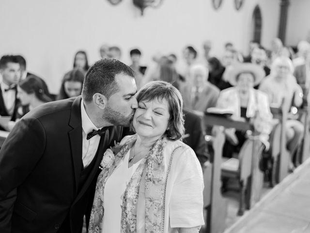 Le mariage de David et Morgane à Osthoffen, Bas Rhin 60