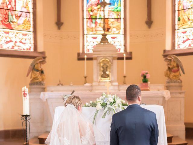 Le mariage de David et Morgane à Osthoffen, Bas Rhin 64