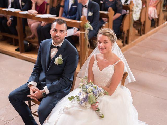 Le mariage de David et Morgane à Osthoffen, Bas Rhin 68