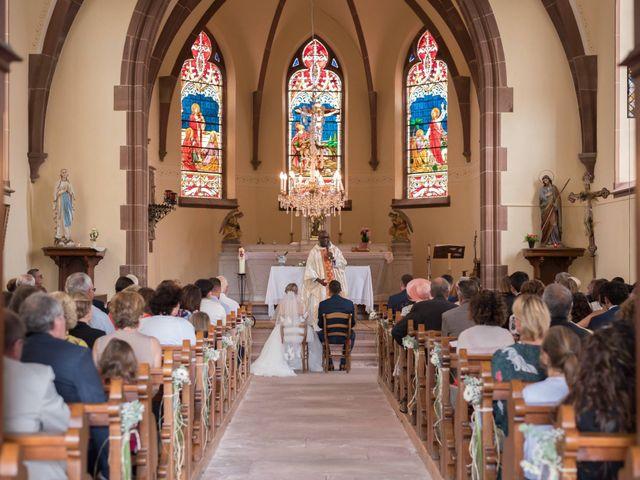 Le mariage de David et Morgane à Osthoffen, Bas Rhin 70