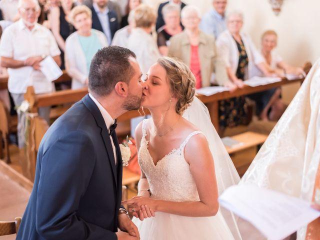 Le mariage de David et Morgane à Osthoffen, Bas Rhin 79