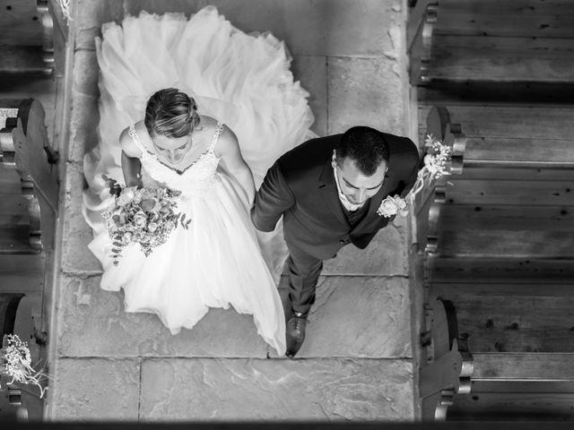 Le mariage de David et Morgane à Osthoffen, Bas Rhin 80