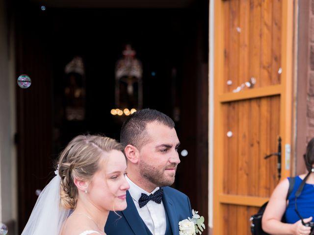 Le mariage de David et Morgane à Osthoffen, Bas Rhin 84