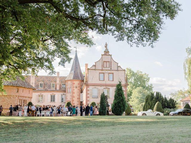 Le mariage de David et Morgane à Osthoffen, Bas Rhin 86