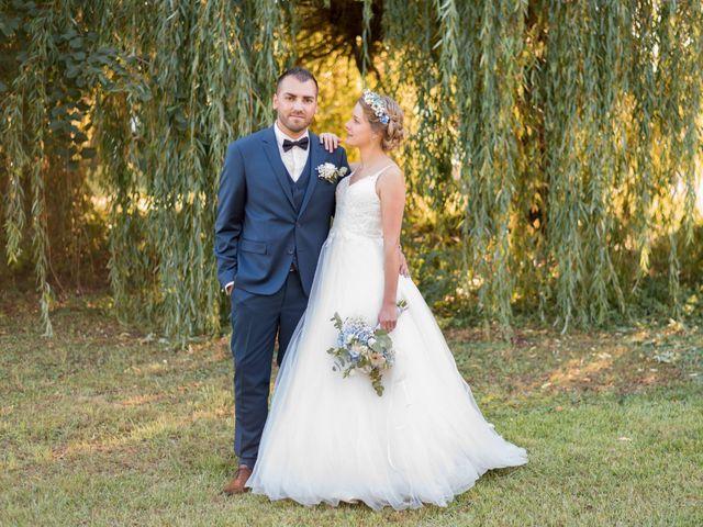 Le mariage de David et Morgane à Osthoffen, Bas Rhin 88