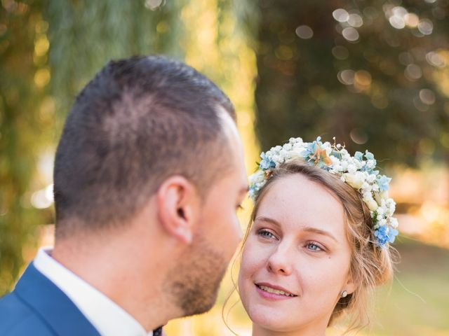 Le mariage de David et Morgane à Osthoffen, Bas Rhin 90