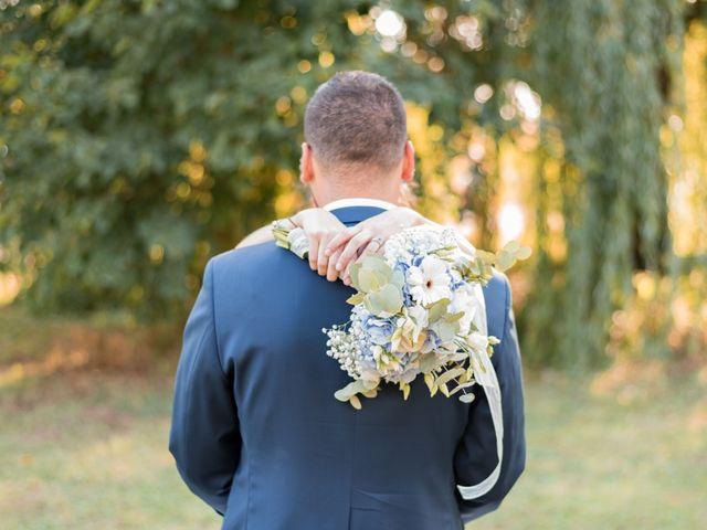 Le mariage de David et Morgane à Osthoffen, Bas Rhin 91