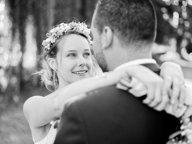 Le mariage de David et Morgane à Osthoffen, Bas Rhin 93