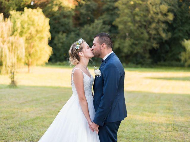 Le mariage de David et Morgane à Osthoffen, Bas Rhin 100