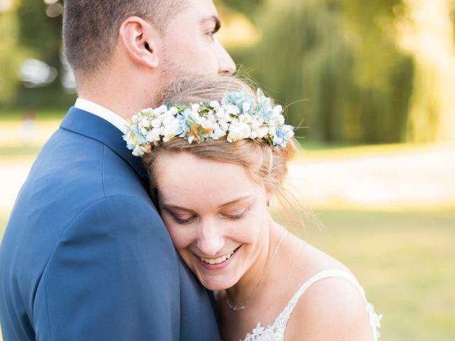 Le mariage de David et Morgane à Osthoffen, Bas Rhin 102
