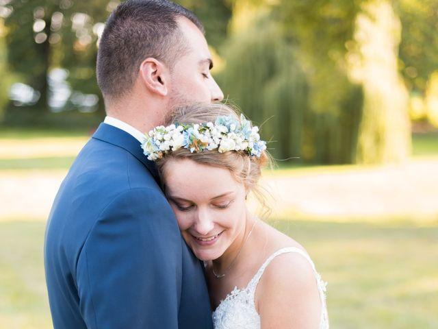 Le mariage de David et Morgane à Osthoffen, Bas Rhin 103