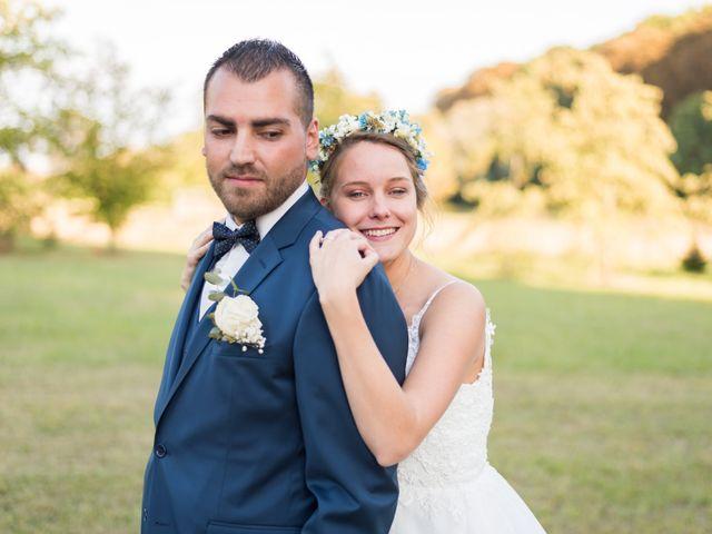 Le mariage de David et Morgane à Osthoffen, Bas Rhin 105