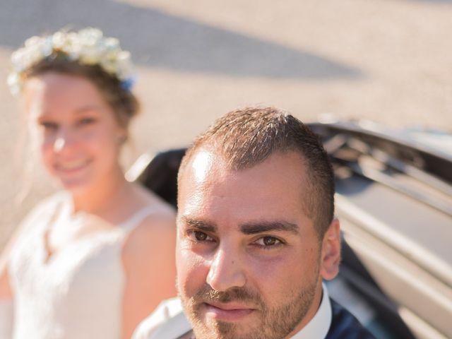 Le mariage de David et Morgane à Osthoffen, Bas Rhin 114