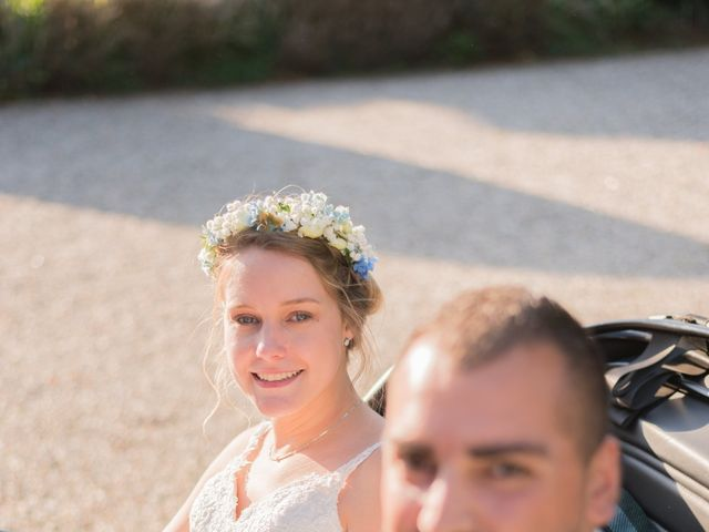 Le mariage de David et Morgane à Osthoffen, Bas Rhin 115
