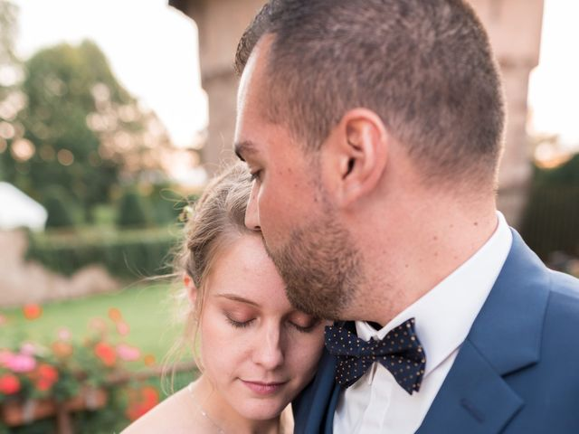 Le mariage de David et Morgane à Osthoffen, Bas Rhin 122