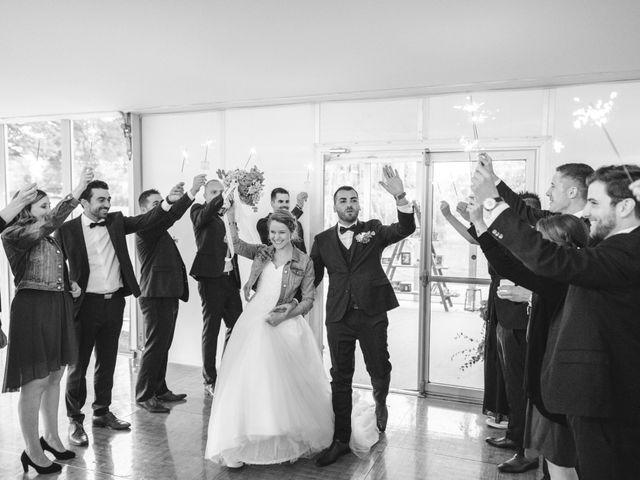 Le mariage de David et Morgane à Osthoffen, Bas Rhin 131
