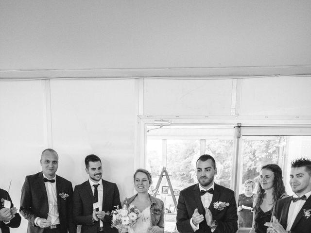 Le mariage de David et Morgane à Osthoffen, Bas Rhin 135