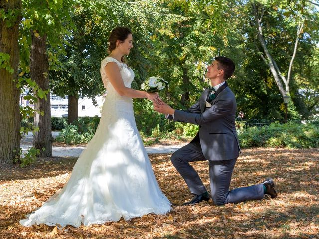 Le mariage de Amandine et Frédéric