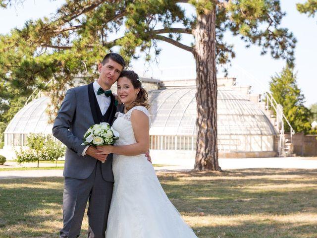 Le mariage de Frédéric et Amandine à Montgeroult , Val-d'Oise 5