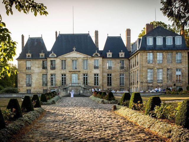 Le mariage de Frédéric et Amandine à Montgeroult , Val-d'Oise 2