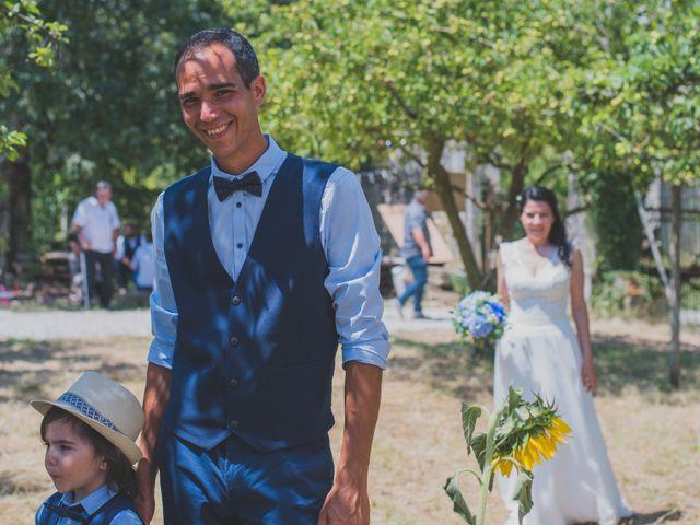 Le mariage de Damien et Agnès à Saint-Jean-d'Angély, Charente Maritime 15