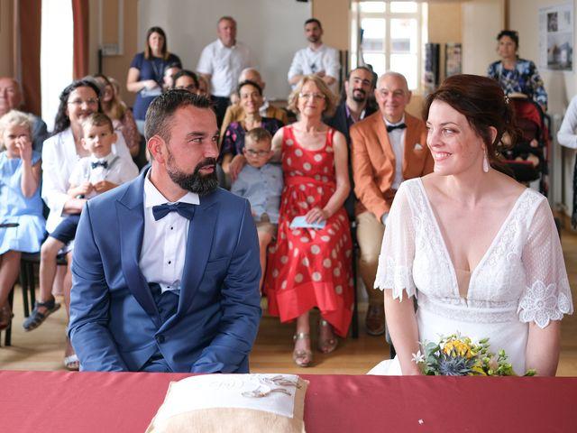 Le mariage de Cédric et Anne à Montoire-sur-le-Loir, Loir-et-Cher 1