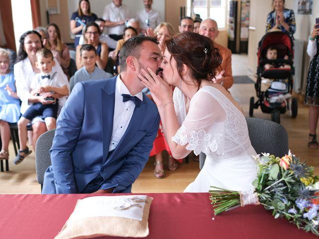 Le mariage de Cédric et Anne à Montoire-sur-le-Loir, Loir-et-Cher 2
