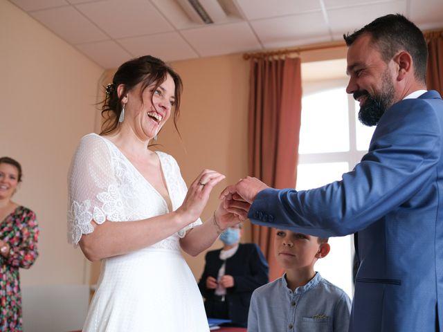 Le mariage de Cédric et Anne à Montoire-sur-le-Loir, Loir-et-Cher 4