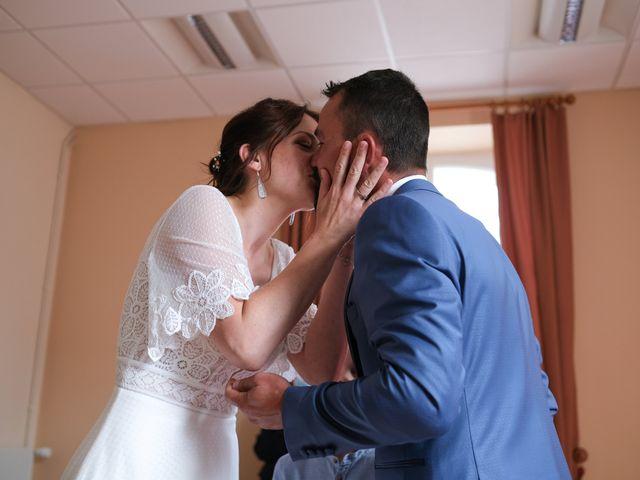 Le mariage de Cédric et Anne à Montoire-sur-le-Loir, Loir-et-Cher 5