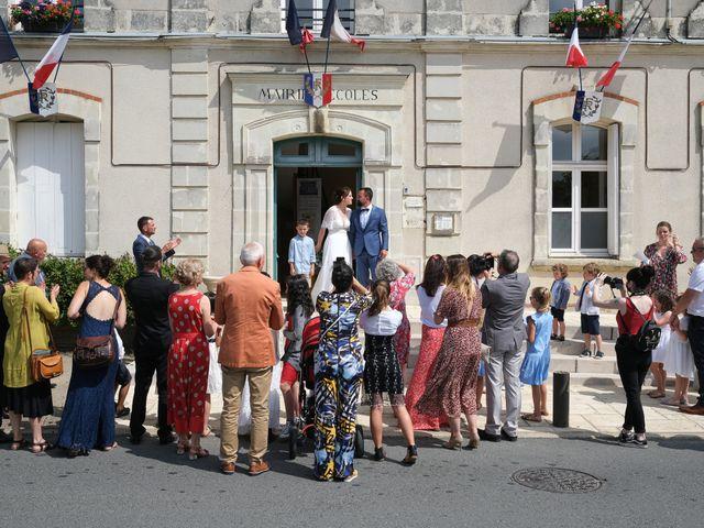 Le mariage de Cédric et Anne à Montoire-sur-le-Loir, Loir-et-Cher 7
