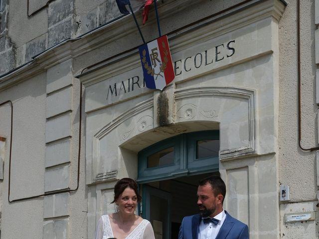 Le mariage de Cédric et Anne à Montoire-sur-le-Loir, Loir-et-Cher 9