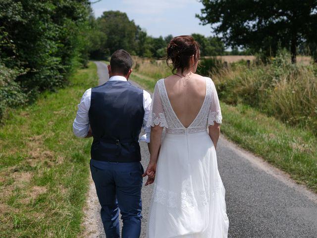 Le mariage de Cédric et Anne à Montoire-sur-le-Loir, Loir-et-Cher 22