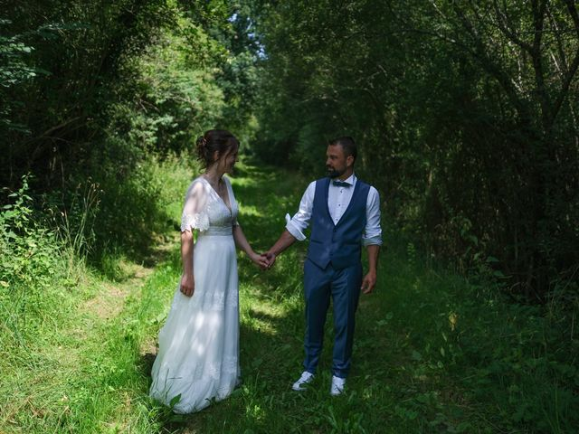 Le mariage de Cédric et Anne à Montoire-sur-le-Loir, Loir-et-Cher 28