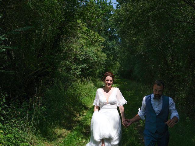 Le mariage de Cédric et Anne à Montoire-sur-le-Loir, Loir-et-Cher 30