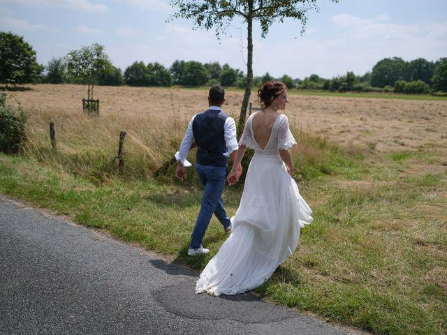 Le mariage de Cédric et Anne à Montoire-sur-le-Loir, Loir-et-Cher 31