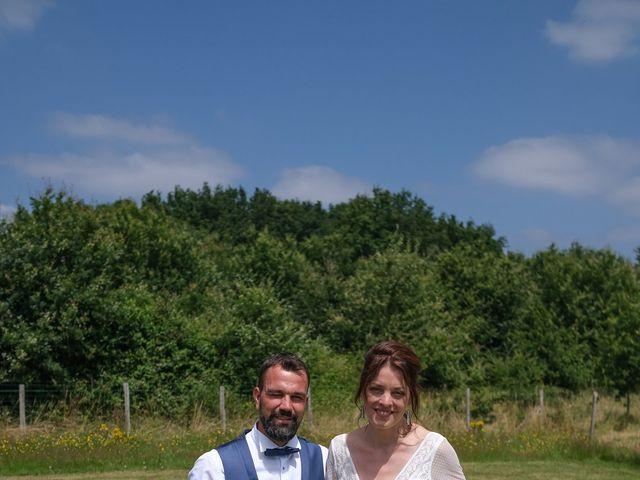 Le mariage de Cédric et Anne à Montoire-sur-le-Loir, Loir-et-Cher 36