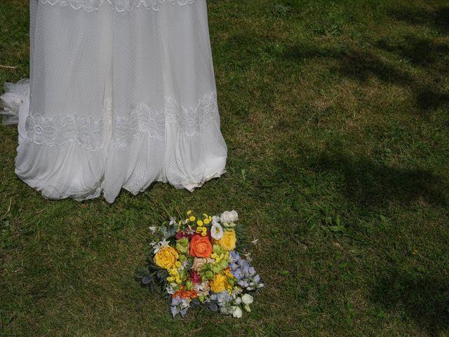 Le mariage de Cédric et Anne à Montoire-sur-le-Loir, Loir-et-Cher 37